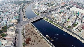 Canal upgrade transforms HCM City