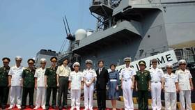 Navy friendship