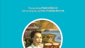 New book on late General Vo Nguyen Giap's childhood hits shelves