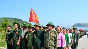 Over 210,000 travelers visit late General Vo Nguyen Giap's grave