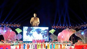 Sen Village Festival 2015 opens in Nghe An