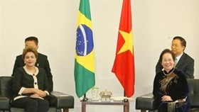 Brazil wishes to expand partnership with Vietnam