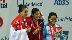 Anh Vien beats seven SEA Games records
