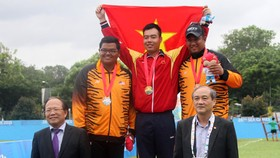 Vietnam sport team excess target of SEA Games gold medals