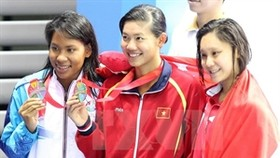 Vietnam wins 222 sport gold medals in first half of 2015