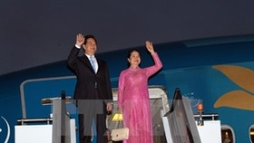 Prime Minister Nguyen Tan Dung joins in regional summits in Myanmar