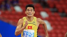 Vietnam wins two gold medals at Asian Grand Prix 2015