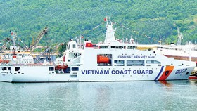 Vietnam Coast Guard receives advanced patrol boats