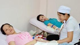 HCMC not lacks blood for treatment, emergent cases
