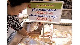Cheap imported poultry meat raises concerns