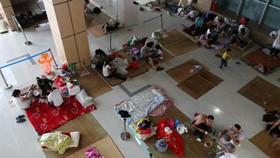 Trung Quốc sơ tán 850.000 dân tránh bão Chan-Hom