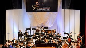 """""""Autumn Melody"""" concert clebrates its 10th anniversary"""