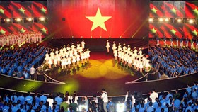 Concert honors patriotism in young generation