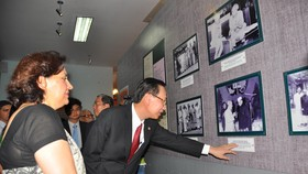 """India- Vietnam: For peace and development"" exhibition opened"