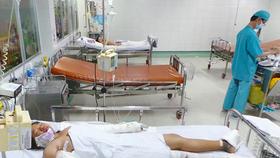 Bình Thuận: Mẹ đốt con vì bán vé số không hết