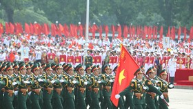 Massive parade marks 70th anniversary of August Revolution and National Day