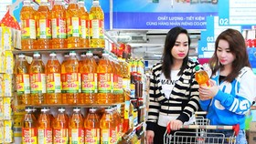 Purchasing power at supermarkets increases
