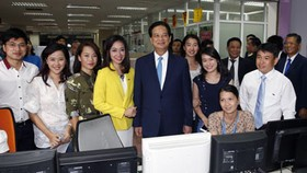 Radio Voice of Viet Nam receives First Class Independence Order