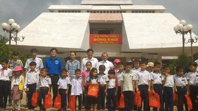 Mid-autumn Festival organized for city's disadvantaged children