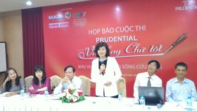 "Ben Tre to host 2015 Mekong Delta ""Prudential-Good Essay, Good Writing"" contest"