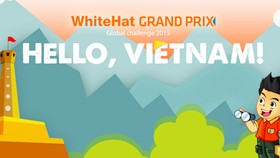 Vietnam to host Int'l WhiteHat Grand Prix – Global challenge 2015