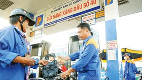 Gasoline prices hike and oil prices go down