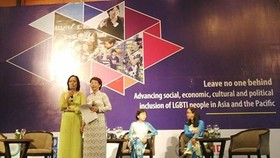 Report praises VN for promoting LGBTI people's rights