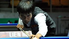 Cueist Chien ranks 12th in world