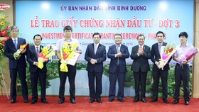 Binh Duong attracts US$1.632bln in FDI