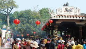 Thay Thim Temple Festival opens in Binh Thuan