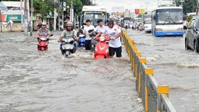 HCMC mobilizes US$3.07 billion to tackle flooding