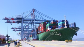 Vietnam receives 160,000 ton vessel for first time