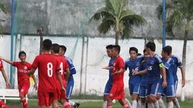 An Biên FC bỏ cuộc giải đấu vô địch TPHCM