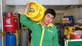 Gas price increases VND17,000 per 12 kg cylinder