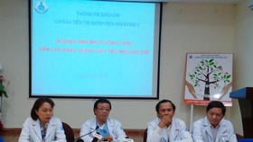 Vietnamese surgeons succeed in operation on kid with Klippel-Trenaunay syndrome