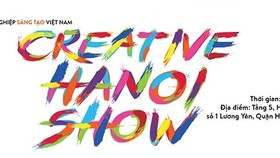 Vietnamese creative industry's products displayed in Hanoi