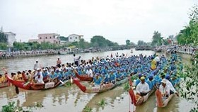 Ok-Om-Bok festival opens in Tra Vinh