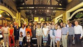 InterContinental Danang Sun Peninsula Resort chào đón các Đại sứ trong Câu lạc bộ Đại sứ ẩm thực tại Việt Nam