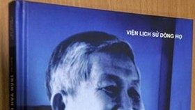 New book commemorating Professor Tran Van Giau hits shelves