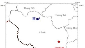Thua Thien-Hue experiences six earthquakes in December