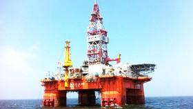 Giàn khoan Hải Dương 981 của Trung Quốc lại khoan dầu ở biển Đông