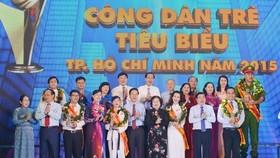 HCMC praises outstanding young citizens 2015