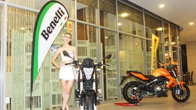 Benelli introduces new version of TNT 175 to VN's market