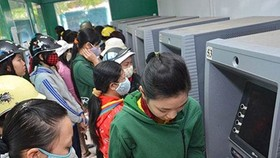 City to ensure ATMs operate smoothly during Tet holiday