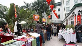 Lunar New Year festivities held at Metropole Hanoi