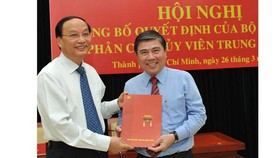 HCMC chairman gives top priority to urban planning