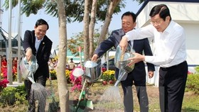 President officially launches traditional Tree Planting Festival in Tuyen Quang