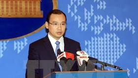 Vietnam requests China to end Hoang Sa sovereignty violations