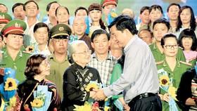 HCMC praises 150 city excellent citizens
