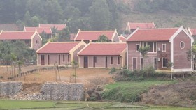 Resort in Ba Vì asked to dismantle illegal villas